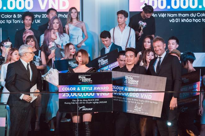 Sau gần 10 năm trở lại, cuộc thi Color & Style Trophy 2018 đã tìm ra một quán quân xứng đáng - Ảnh 12.