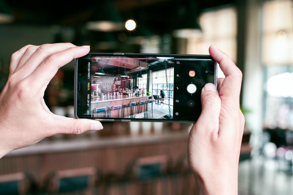 Từ khi cầm Galaxy Note9, tôi đã quên mất mình từng có máy ảnh - Ảnh 4.