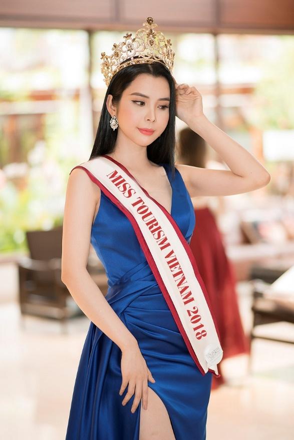 Á khôi Huỳnh Vy chính thức đại diện Việt Nam tham gia Miss Tourism Queen Worldwide 2018 - Ảnh 5.