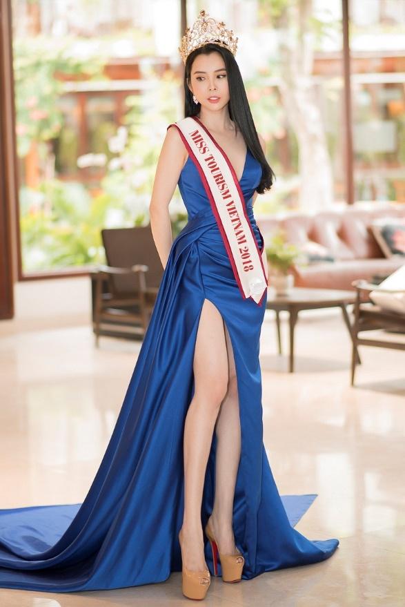 Á khôi Huỳnh Vy chính thức đại diện Việt Nam tham gia Miss Tourism Queen Worldwide 2018 - Ảnh 6.