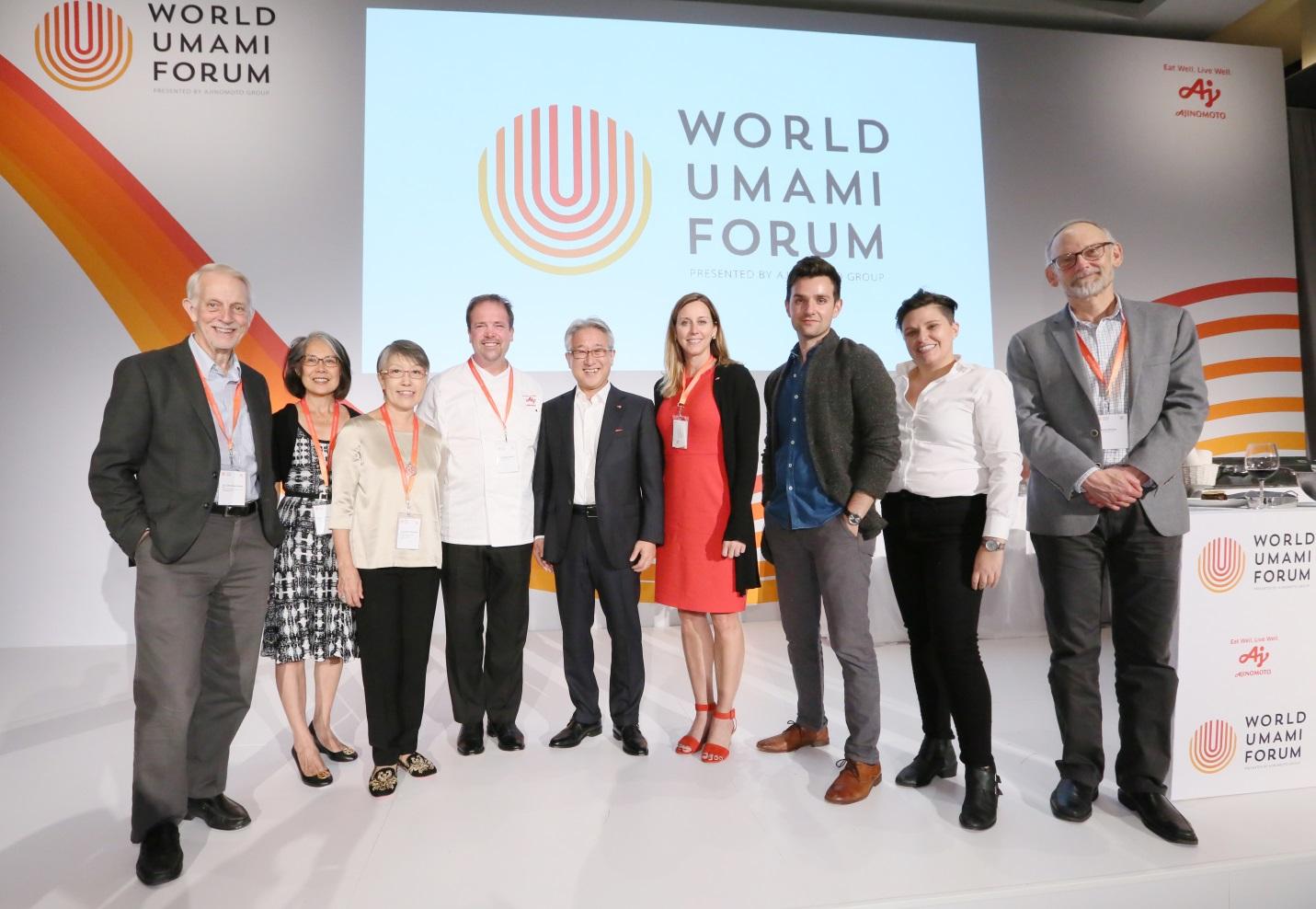 Góc nhìn khoa học về vị umami tại Diễn đàn Umami thế giới - Ảnh 1.