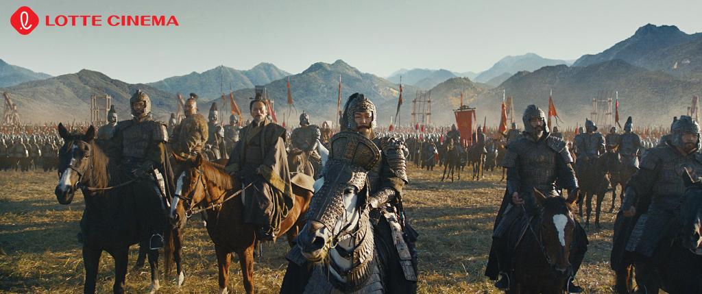 Đại chiến thành Ansi, Dạ quỷ: 2 bộ phim cổ trang Hàn Quốc không thể bỏ qua - Ảnh 1.