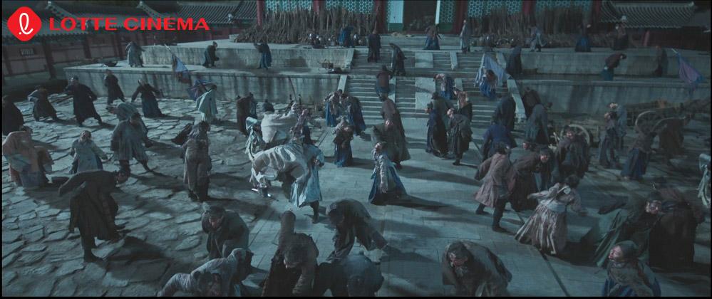 Đại chiến thành Ansi, Dạ quỷ: 2 bộ phim cổ trang Hàn Quốc không thể bỏ qua - Ảnh 5.