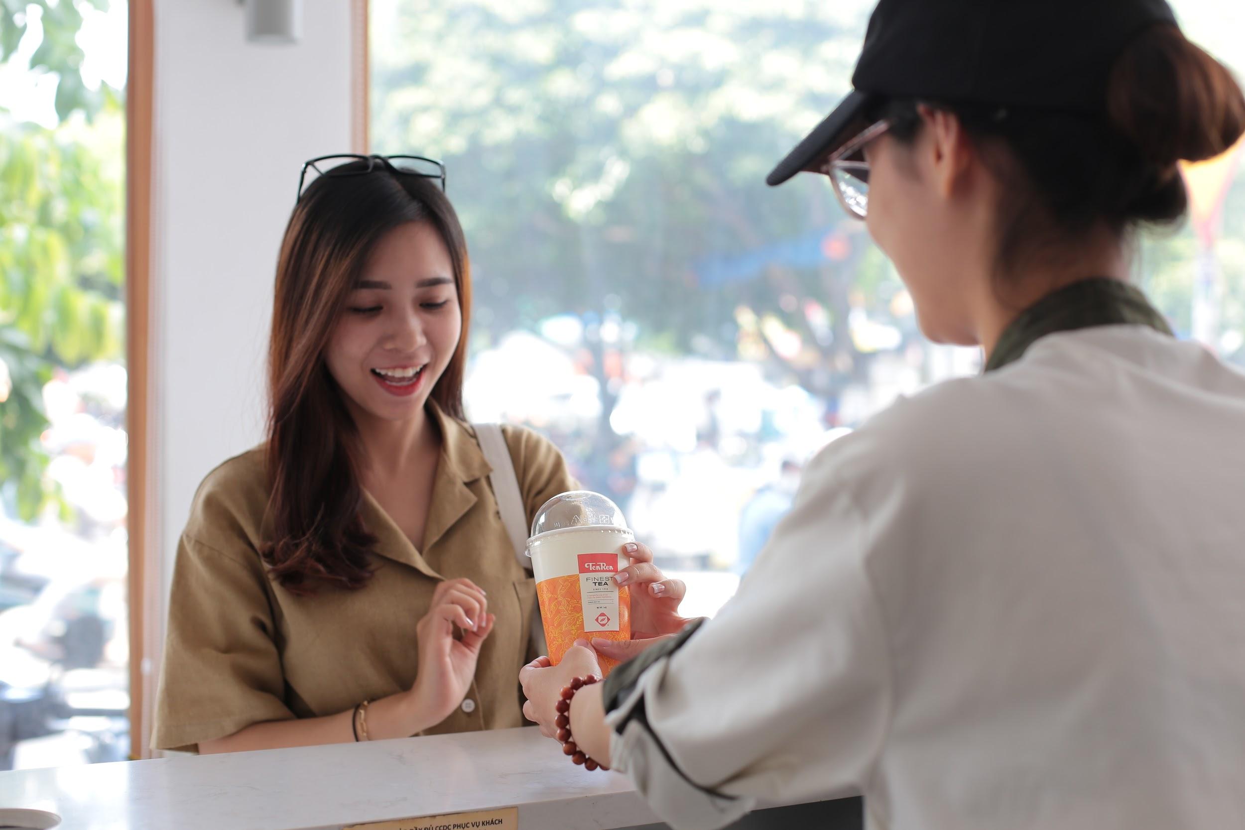 Sau gần 1 năm ra mắt, Ten Ren chính thức cán mốc 20 cửa hàng tại Việt Nam - Ảnh 2.