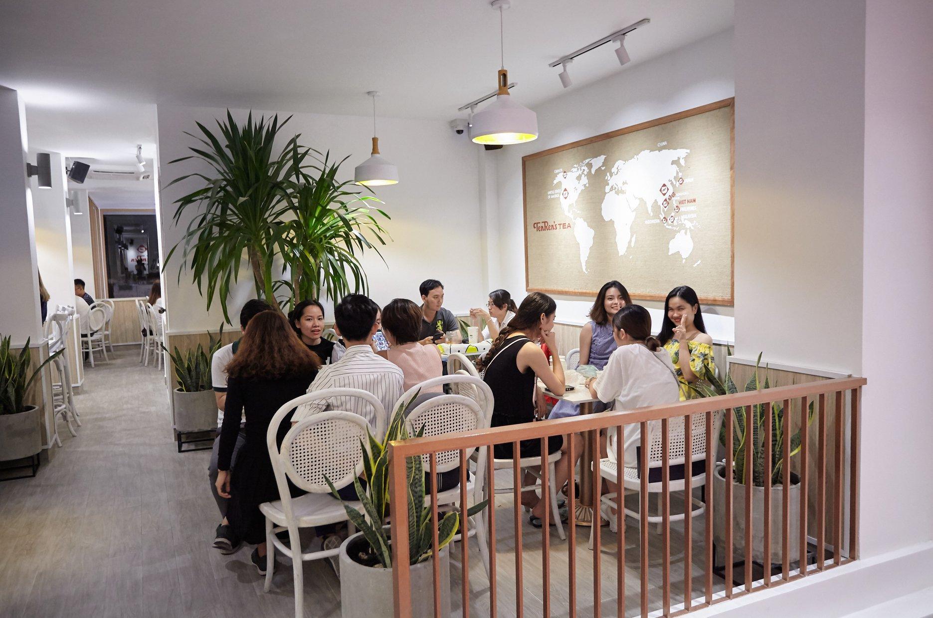 Sau gần 1 năm ra mắt, Ten Ren chính thức cán mốc 20 cửa hàng tại Việt Nam - Ảnh 3.