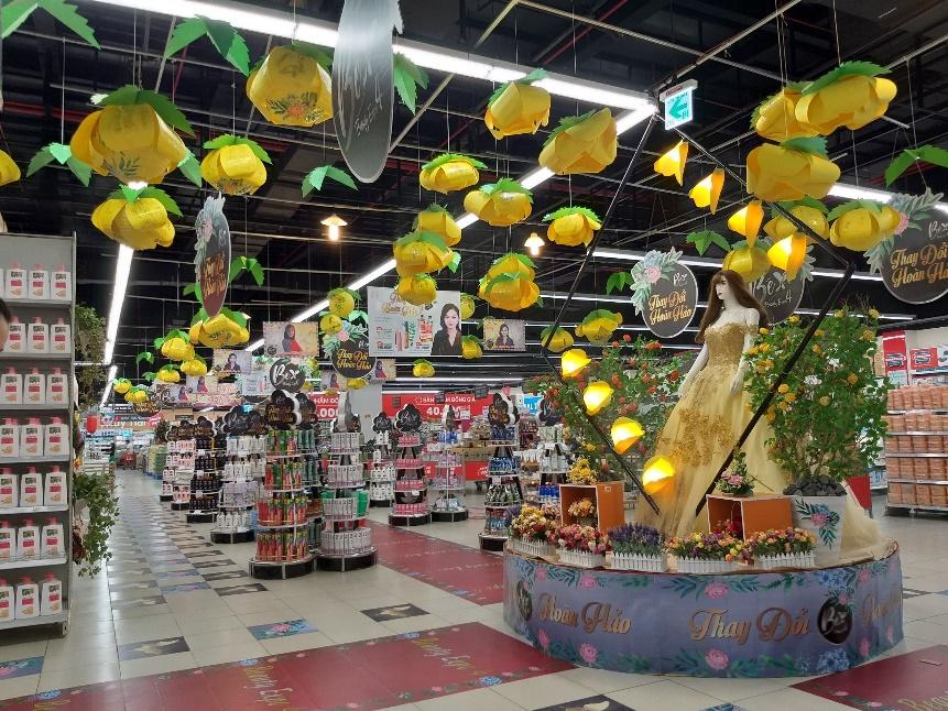 Chuỗi chương trình ưu đãi dành riêng cho phái đẹp tại Lotte Mart - Ảnh 1.