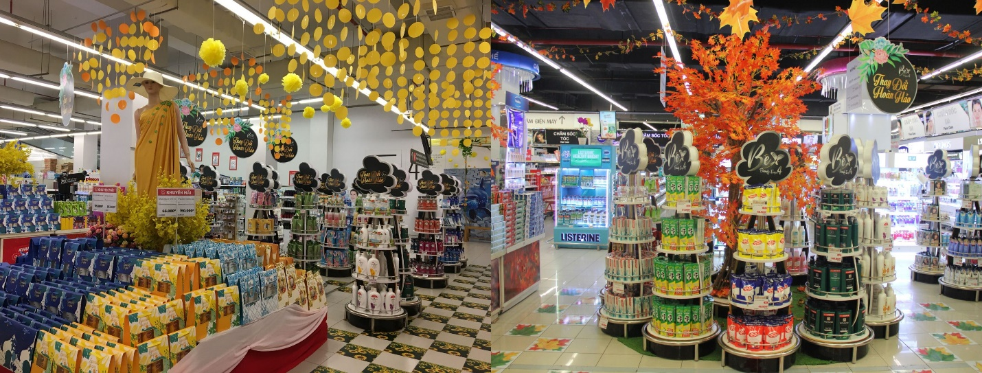 Chuỗi chương trình ưu đãi dành riêng cho phái đẹp tại Lotte Mart - Ảnh 2.