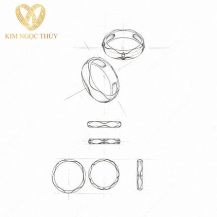 Chỉ trong vòng một năm, nhẫn cưới Kim Ngọc Thủy ra mắt tới ba dòng sản phẩm mới siêu đỉnh - Ảnh 3.