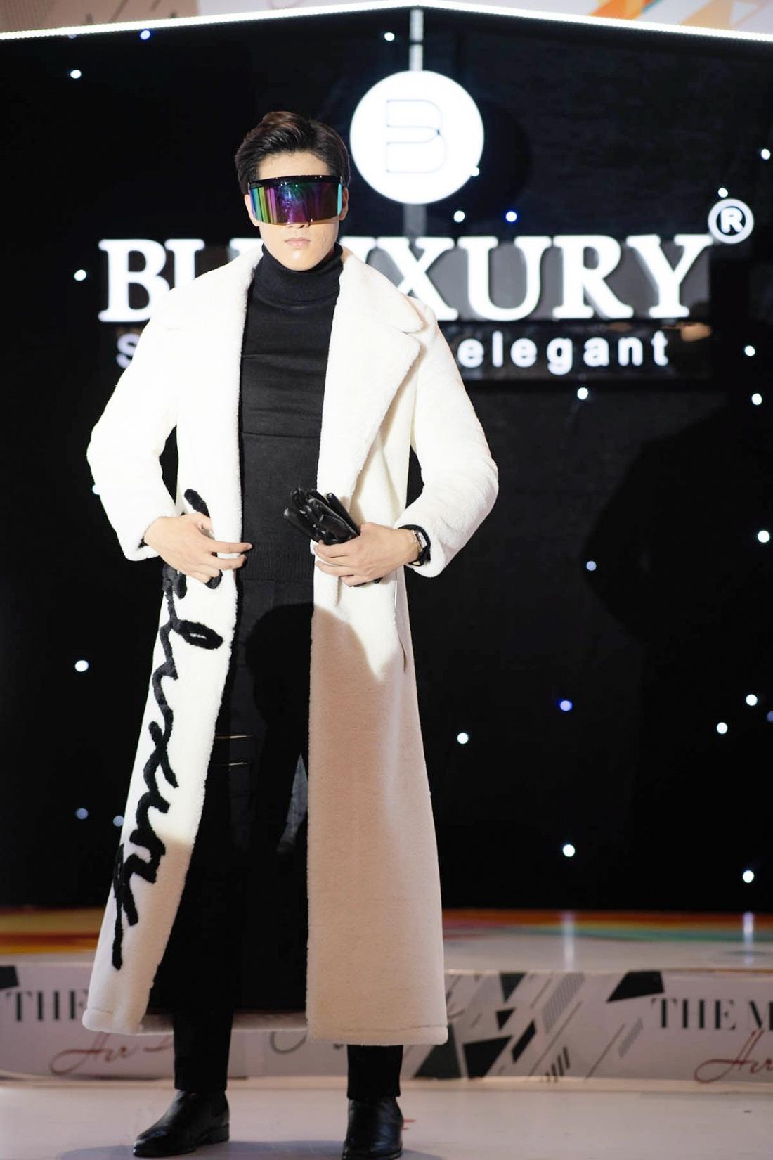 """Tuấn Hưng tái xuất tại show diễn thờitrang """"Fashion & Beyond"""" - Ảnh 3."""