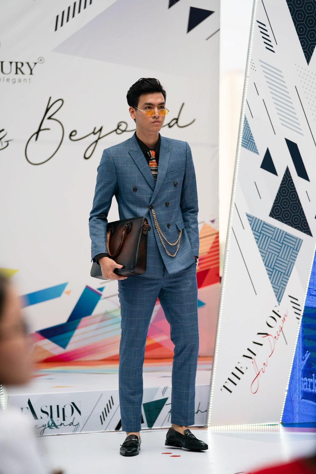 """Tuấn Hưng tái xuất tại show diễn thờitrang """"Fashion & Beyond"""" - Ảnh 6."""