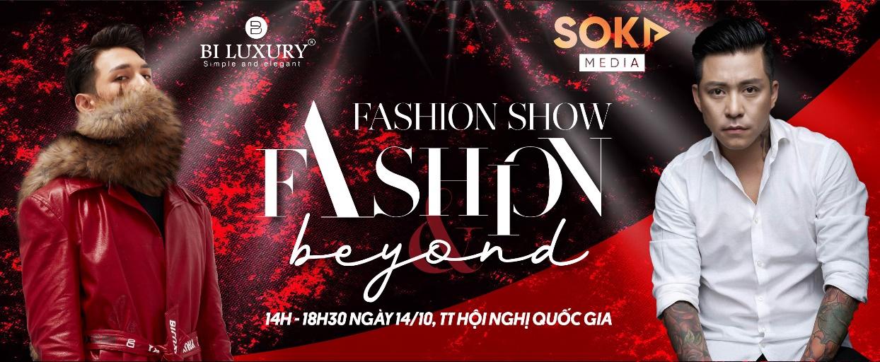 """Tuấn Hưng tái xuất tại show diễn thờitrang """"Fashion & Beyond"""" - Ảnh 8."""