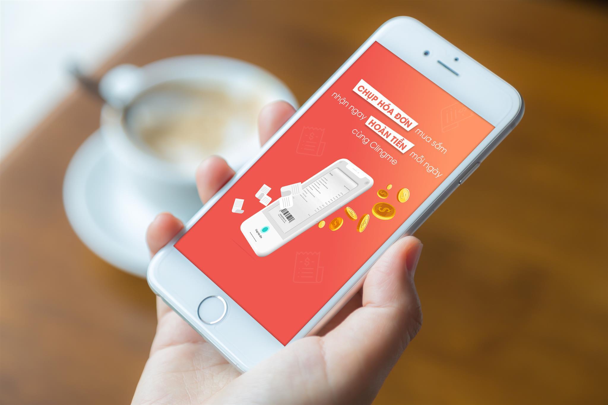 Khám phá tính năng mới của ứng dụng Clingme - Hoàn tiền cho mọi hóa đơn - Ảnh 3.