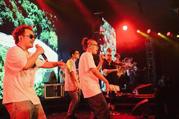 Show Da LAB ở Sài Gòn: Dân mê underground không thể bỏ qua đêm nhạc này - Ảnh 1.