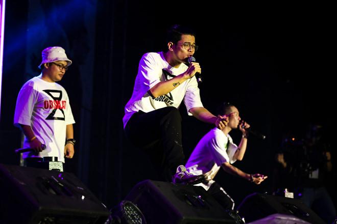 Show Da LAB ở Sài Gòn: Dân mê underground không thể bỏ qua đêm nhạc này- Ảnh 2.