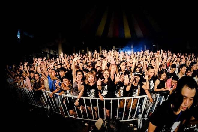Show Da LAB ở Sài Gòn: Dân mê underground không thể bỏ qua đêm nhạc này - Ảnh 3.