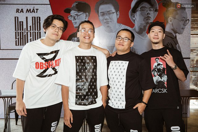Show Da LAB ở Sài Gòn: Dân mê underground không thể bỏ qua đêm nhạc này - Ảnh 4.