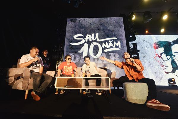 Show Da LAB ở Sài Gòn: Dân mê underground không thể bỏ qua đêm nhạc này - Ảnh 5.