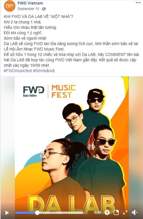 Show Da LAB ở Sài Gòn: Dân mê underground không thể bỏ qua đêm nhạc này - Ảnh 6.