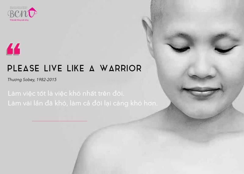 Đồng hành cùng chiến dịch ngăn ngừa ung thư vú:Live Pink– Vì cuộc sống màu hồng - Ảnh 1.