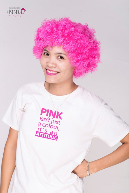 Đồng hành cùng chiến dịch ngăn ngừa ung thư vú:Live Pink– Vì cuộc sống màu hồng - Ảnh 2.