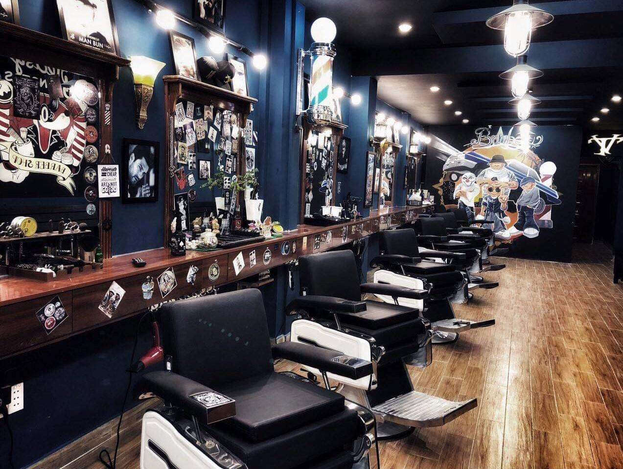 Top 5 tiệm cắt tóc nam đẹp tại Sài Gòn mà cánh mày râu không nên bỏ qua