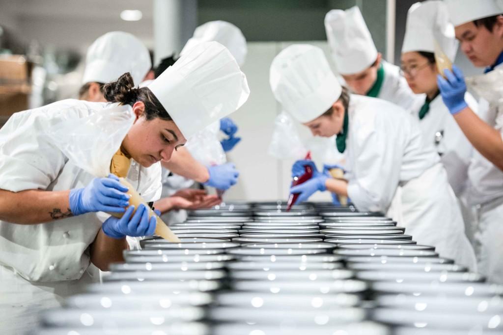 Du học Thụy Sĩ: Nâng tầm ẩm thực thành nghệ thuật tại Culinary Arts Academy - Ảnh 3.