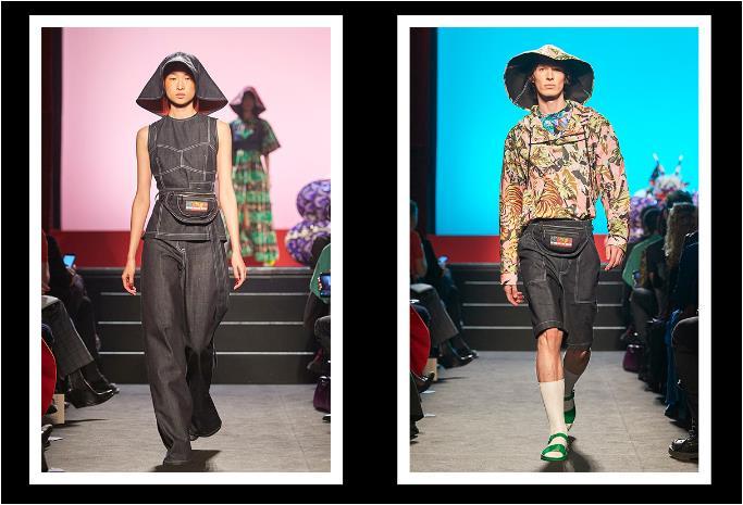 Kenzo - Từ giấc mộng Á đông đến thành trì giữa kinh đô thời trang thế giới - Ảnh 3.