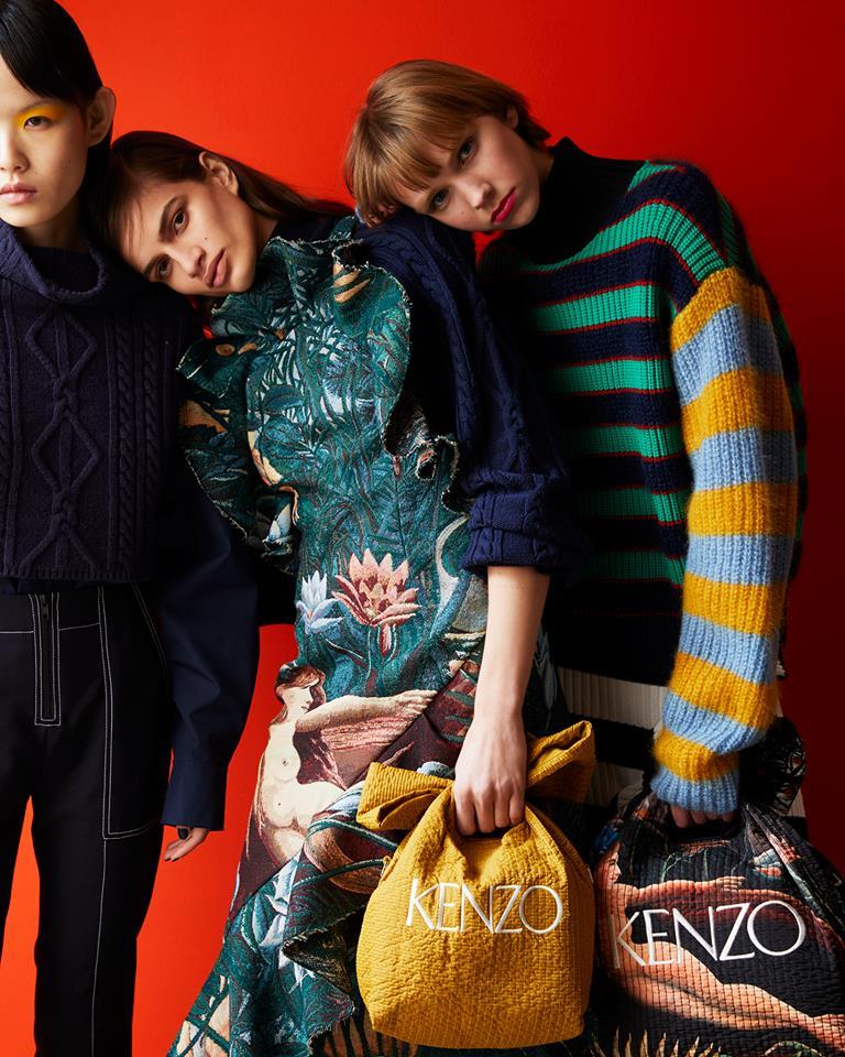 Kenzo - Từ giấc mộng Á đông đến thành trì giữa kinh đô thời trang thế giới - Ảnh 5.