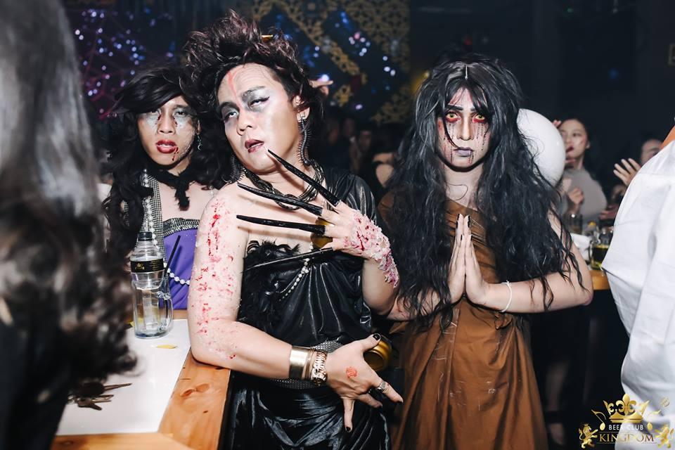 Địa điểm đi chơi Halloween 2018 cực chất tại Sài Gòn - Ảnh 2.
