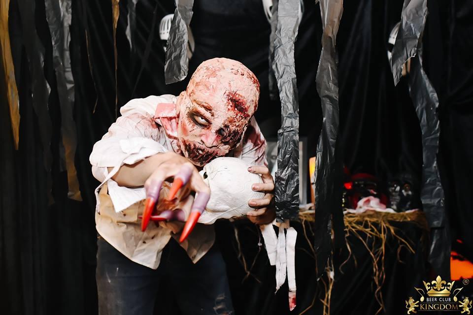 Địa điểm đi chơi Halloween 2018 cực chất tại Sài Gòn - Ảnh 5.
