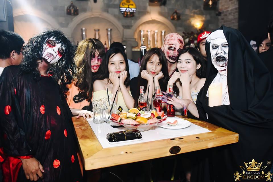Địa điểm đi chơi Halloween 2018 cực chất tại Sài Gòn - Ảnh 6.