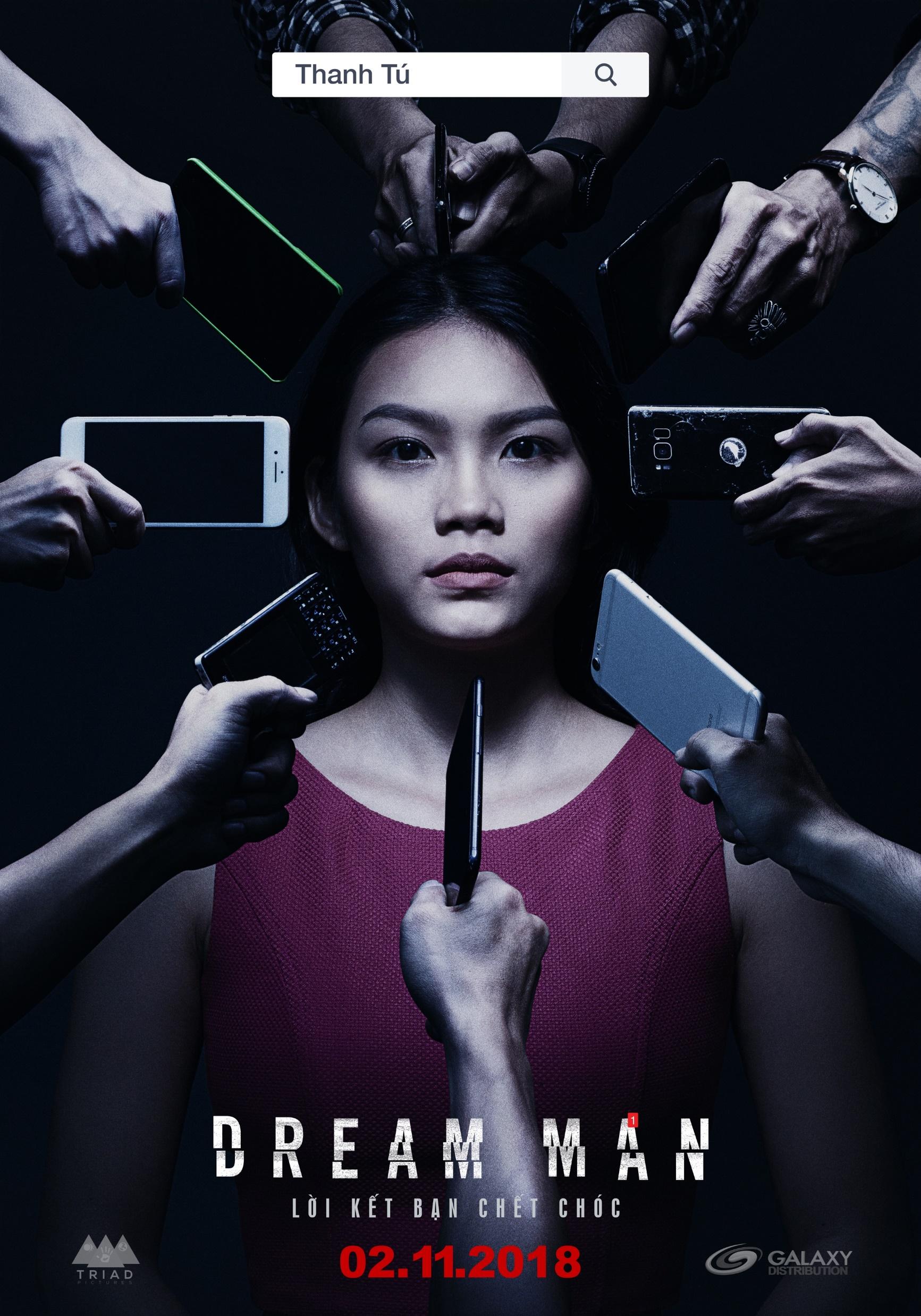 Thanh Tú - hotgirl có cái chết ma mị, ảo diệu trong Dream Man – Lời Kết Bạn Chết Chóc - Ảnh 1.