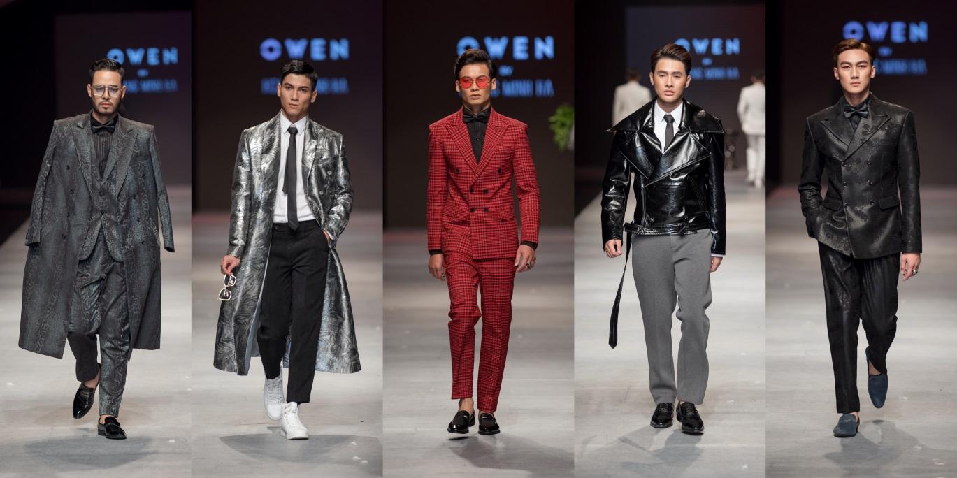 Owen và Hoàng Minh Hà – Tạo phong cách mới cho những chàng trai lý tưởng - Ảnh 1.