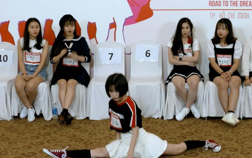 """Vừa kết thúc vòng """"Trình diện"""", SGO48 đã cho ra mắt bộ phim tài liệu đầu tiên - Ảnh 5."""