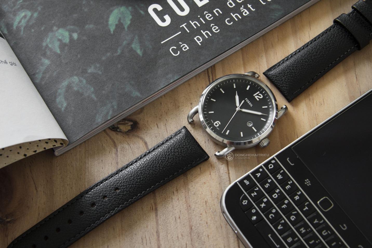 Bộ sưu tập dây da được các thương hiệu đồng hồ nổi tiếng thế giới ưa chuộng - Ảnh 5.