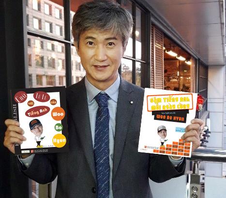 """Sao phim Hàn """"Gia Đình Là Số 1"""" phấn khích với quyển sách nào ở Việt Nam? - Ảnh 1."""