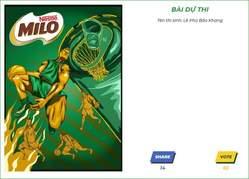 100 thánh vẽ cùng các thiết kế cực ngầu sẽ tranh tài như thế nào để tìm ra chủ nhân thiết kế lon Milo mới? - Ảnh 4.