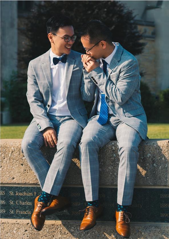 Nhờ 1 MV, dân mạng tìm ra chuyện tình đồng giới gặp 3 ngày, yêu xa 3 năm và lời hẹn tại đất Mỹ - Ảnh 3.