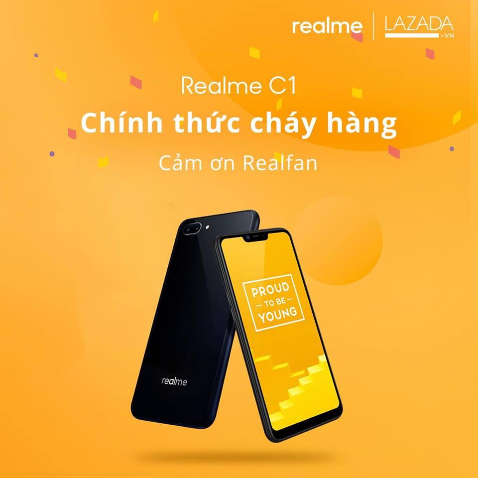 Vượt quá 11.000 máy bán ra, Realme C1 đang làm nóng tháng 11 - Ảnh 3.
