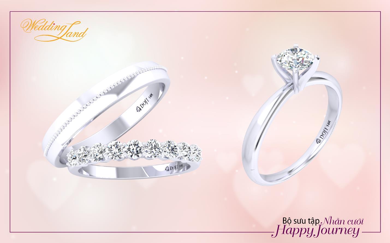 Cực nóng tại Thành phố HCM: Nhẫn cưới kim cương 1 triệu đồng - Ảnh 5.