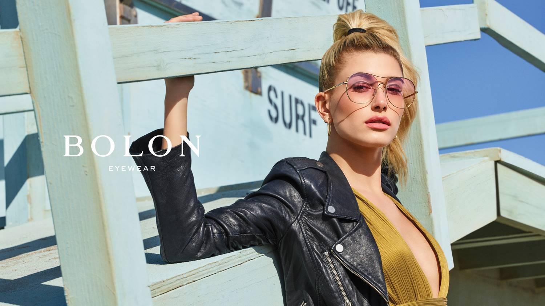 Hailey Baldwin và Mai Davika thể hiện cá tính riêng với BST Thu Đông Bolon Eyewear 2018 - Ảnh 1.