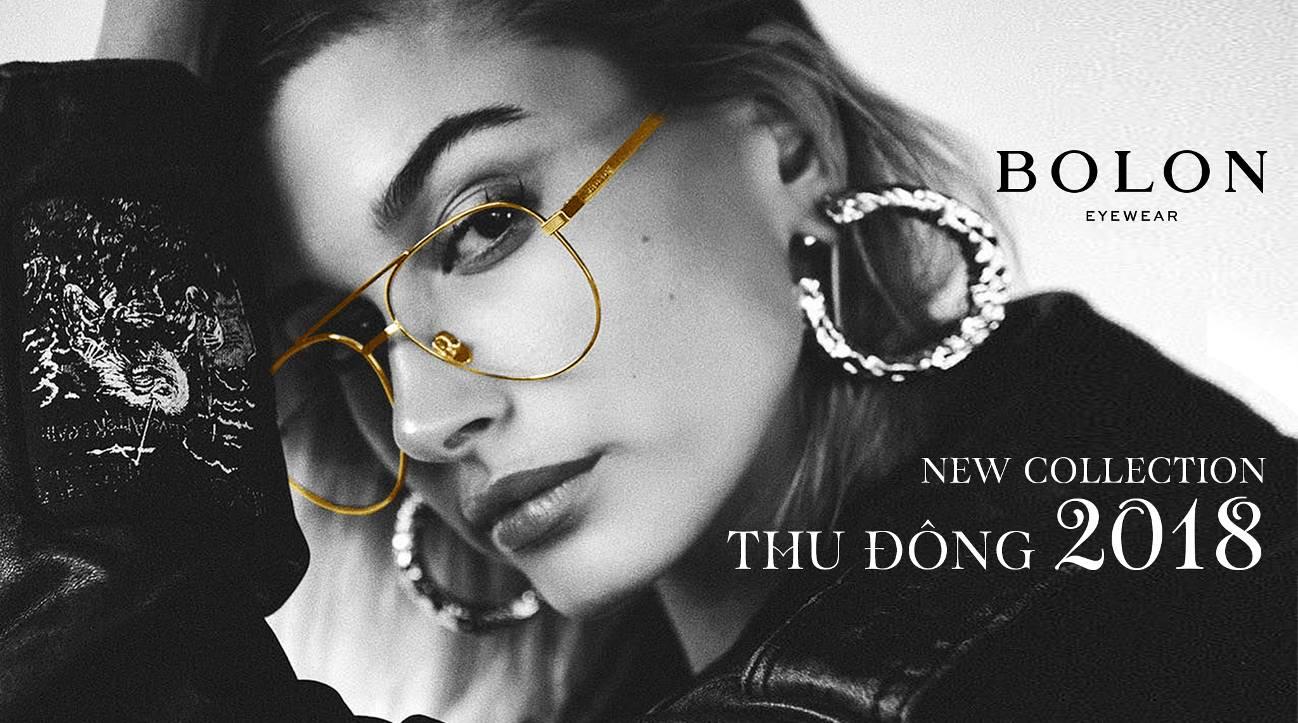 Hailey Baldwin và Mai Davika thể hiện cá tính riêng với BST Thu Đông Bolon Eyewear 2018 - Ảnh 2.