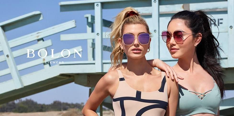 Hailey Baldwin và Mai Davika thể hiện cá tính riêng với BST Thu Đông Bolon Eyewear 2018 - Ảnh 3.