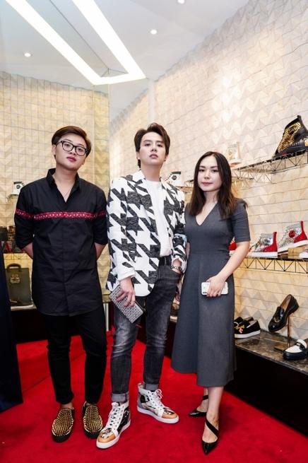 Duy Khánh - Will tiết lộ mê giày hàng hiệu không thua gì phái đẹp! - Ảnh 3.