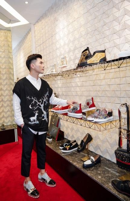 Duy Khánh - Will tiết lộ mê giày hàng hiệu không thua gì phái đẹp! - Ảnh 5.