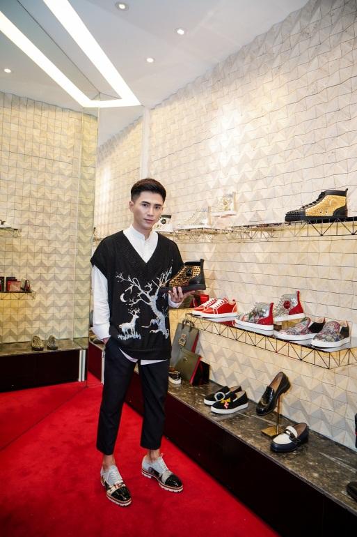 Duy Khánh - Will tiết lộ mê giày hàng hiệu không thua gì phái đẹp! - Ảnh 7.