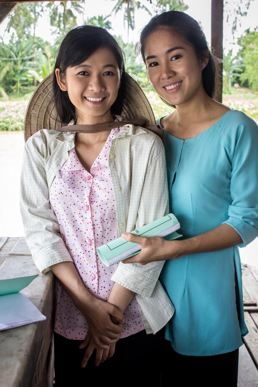 Lê Phương xin đạo diễn đổi vai trong dự án hợp tác cùng tình cũ Quý Bình - Ảnh 4.