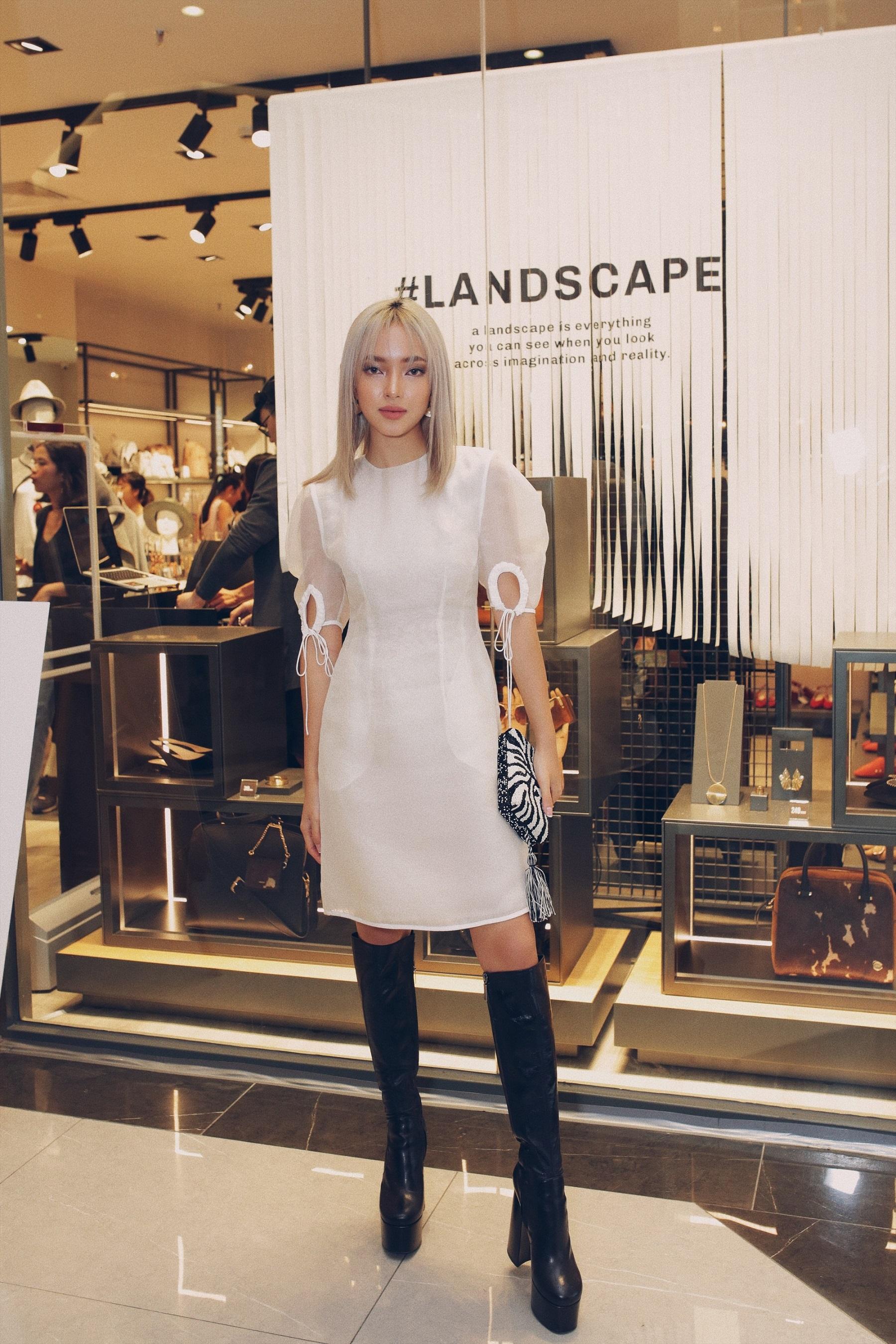 Châu Bùi, Phí Phương Anh cùng đông đảo tín đồ thời trang hội tụ tại cửa hàng phụ kiện đầu tiên của PARFOIS - Ảnh 1.