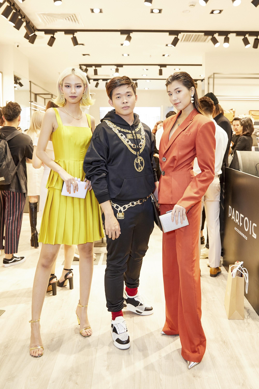 Châu Bùi, Phí Phương Anh cùng đông đảo tín đồ thời trang hội tụ tại cửa hàng phụ kiện đầu tiên của PARFOIS - Ảnh 6.
