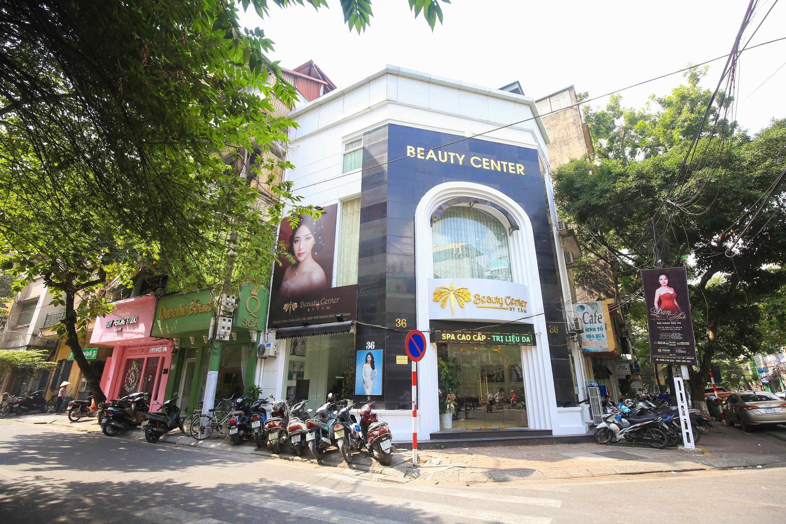 Ngắm quy mô thẩm mỹ viện Beauty Center, địa chỉ làm đẹp uy tín của sao Việt - Ảnh 1.